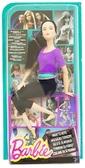 Кукла Barbie  Двигайся как я  в асс . (4), фиолетовая кофточка