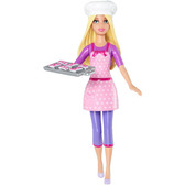 Мини-кукла Барби, серия Я могу быть, Barbie, Mattel, Повар-кондитер от Barbie (Барби)
