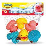 Набор игрушек для купания Яркие утята (укр. упаковка), BeBeLino от BeBeLino (Бебелино)