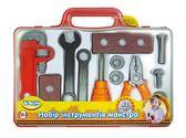 Набор инструментов мастера, 12 предметов (укр. упаковка), BeBeLino от BeBeLino (Бебелино)