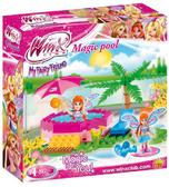 Конструктор Волшебный бассейн, серия Winx Club, Cobi