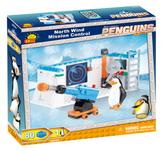 Конструктор Миссия Северный Ветер, серия The Penguins of Madagascar, Cobi
