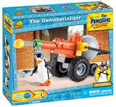 Конструктор Дематериализатор, серия The Penguins of Madagascar, Cobi
