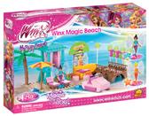 Конструктор Волшебный пляж, серия Winx Club, Cobi