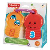 Учимся считать, обучающие ключики, Fisher-Price от Fisher-Price (Фишер-Прайс)