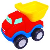 """Инерционная игрушка серии """"Первые машинки"""" - САМОСВАЛ (звук) от Kiddieland (Киддиленд)"""