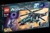 Ультракоптер против Антивеществ, Серия Lego Ultra Agents от Lego