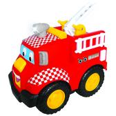 Развивающая игрушка - МАШИНА ПОЖАРНОГО (свет, звук) от Kiddieland (Киддиленд)
