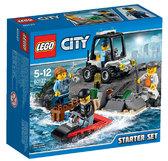 Остров-тюрьма: набор для начинающих (60127) Серия Lego City от Lego