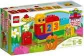 Моя веселая гусеница (10831) Серия Lego Duplo от Lego