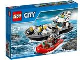 Полицейский патрульный катер, Серия Lego City от Lego