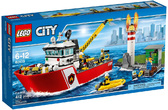 Пожарный катер, Серия Lego City от Lego
