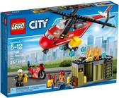Пожарная команда, Серия Lego City от Lego