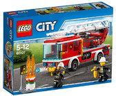 Пожарная машина с лестницей (60107) Серия Lego City от Lego