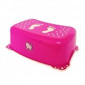 Подставка Hello Kitty с нескользящими резинками, розовая. Maltex от Maltex