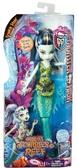 Кукла Монстро - рыбка  из м / ф  Большой монстровый риф  в асс . (3) Monster High , Frankie Stein