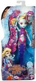 Кукла Монстро - рыбка  из м / ф  Большой монстровый риф  в асс . (3) Monster High , Lagoona Blue