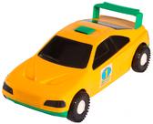 Авто-спорт - машинка, Wader, желтый от Wader