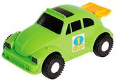 Авто-арбуз - машинка, Wader, зеленая от Wader