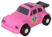 Авто-арбуз - машинка, Wader, розовая от Wader
