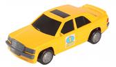 Игрушечная машинка авто-мерс желтый, Wader, желтый от Wader