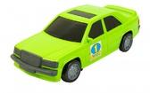 Игрушечная машинка авто-мерс зеленый, Wader, зеленый от Wader