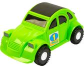 Авто-жучок - машинка, Wader, зеленая 10 × 12 × 22 см. от Wader