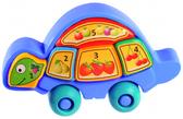 Развивающая игрушка Черепашка (пазлы) синяя, Тигрес, синяя от Тигрес