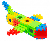 Соединяйка - игрушка-конструктор, 26 элементов, Тигрес от Тигрес