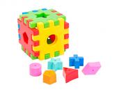 Волшебный куб - развивающая игрушка, 12 элементов, Тигрес от Тигрес