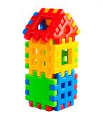 Соединяйка - игрушка-конструктор, 13 элементов, Тигрес от Тигрес