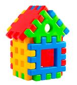 Соединяйка - игрушка-конструктор, 9 элементов, Тигрес от Тигрес