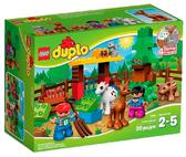 Лесные животные (10582) Серия Lego DUPLO от Lego