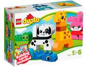 Веселые зверушки (10573) Серия Lego DUPLO от Lego