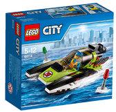 Гоночный катер (60114) Серия Lego City от Lego