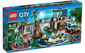 Участок новой лесной полиции, Серия Lego City от Lego