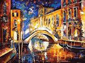 Ночь в Венеции,40 х 50 см