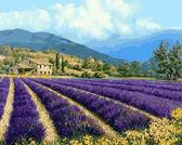Прованский пейзаж,40 х 50 см