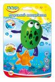 Заводная игрушка для купания Морской путешественник Лягушка (укр. упаковка), BeBeLino от BeBeLino (Бебелино)