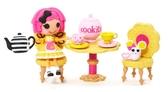 Набор с куклой MINILALALOOPSY - ВЕСЕЛОЕ ЧАЕПИТИЕ от Lalaloopsy (Лалалупси)