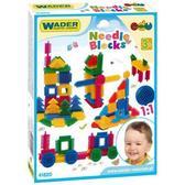 Конструктор Ежик 64 элемента, Wader от Wader