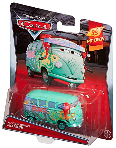 Машинка герой м/ф Тачки 2 Disney Cars Mattel Кинг Strip Weathers ... | 500x392