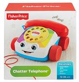 Веселый телефон - игрушка-каталка, Fisher-Price от Fisher-Price (Фишер-Прайс)