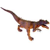 Фигурка динозавра 28 см с открывающейся пастью, HGL., бурый
