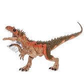 Фигурка динозавра 28 см с открывающейся пастью, HGL., черный гребень