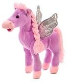 Мягкая игрушка Лошадь с крыльями (музыкальная, 25,5 см), Lava, фиолетовая от Lava (Лава)