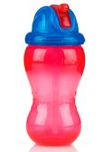 Поильник  с трубочкой Flip-It (300ml), красно-синий