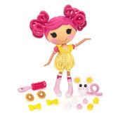 Кукла LALALOOPSY серии Чудо-завитушки - ПЕЧЕНЮШКА-СЛАДКОЕЖКА (с аксессуарами) от Lalaloopsy (Лалалупси)