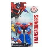 Трансформер Optimus Prime, Robots In Disguise Warriors, Hasbro, синий, белый, красный