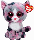 Котенок Beanie Boos Lindi, мягкая игрушка 25 см от Ty (Ту)